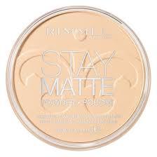 Rimmel Stay Matte Pressed Powder, Transparent - Walmart.com ...